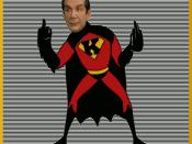 Charles  Krauthammer Fox News Super Hero