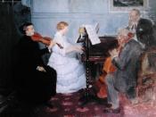 English: Chamber Music Concert