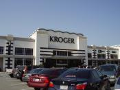 English: Kroger - 1938 West Gray