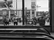 Menschen, Potsdamer Platz
