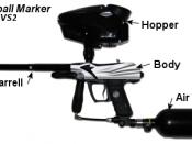 Paintball Marker Diagram