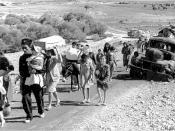 Palestinian refugees (British Mandate of Palestine - 1948).