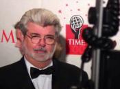 Time 100 2006 gala, George Lucas.