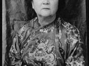 Marjorie Kinnan Rawlings, author of the novel
