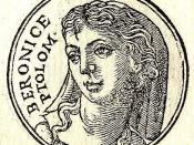 English: Berenice I, daughter of Magas, was first the wife of Philip, an obscure Macedonian nobleman, with whom she gave birth to Antigone and the future Magas of Cyrene.