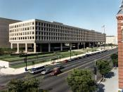 English: The Forrestal Building, United States Department of Energy headquarters on Independence Avenue
