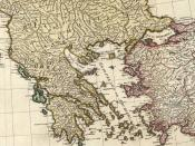 English: (Composite of) A map of the Mediterranean Sea with the adjacent regions and seas in Europe, Asia and Africa. By William Faden, Geographer to the King. London, printed for Wm. Faden, Charing Cross, March 1st, 1785.