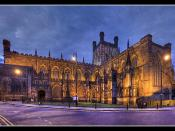 Cathedral - Chester - UK