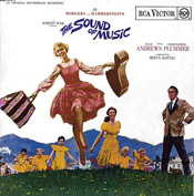 The Sound of Music LP cover (UK edition).