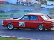 #138 Chris O'Brien 1971 Ford Falcon XY