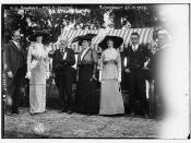 L.L. Bonheur, Mrs. B. Cochran [i.e., Cockran], O. Straus & wife, T. Roosevelt, Jr., & wife  (LOC)