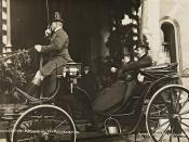 Roosevelts Ankomst til Kristiania.