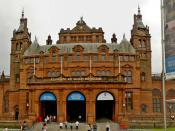 English: Glasgow, Kelvingrove Art Gallery and Museum.