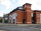 English: County and magistrates courts, Kidderminster