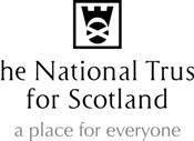 Logo of the National Trust for Scotland.