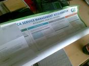 CA Service Management Accelerator