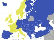 English: Map of the Council of Europe. Founders Later members Español: Mapa del Consejo de Europa. Fundadores Miembros posteriores Français : Carte du Conseil de l'Europe. Fondateurs Autres