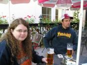 Caroline & Berkeley in Liberec