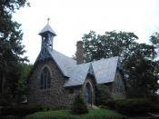English: All Saints Memorial Church, Navesink