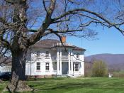 English: The Pearl Buck Birthplace in Hillsboro, West Virginia