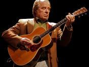 Michael McKean performing in April 2009.
