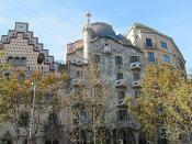 Casa Battlo and Casa Amattler