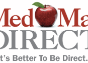 English: MedMal Direct Insurance Company Logo