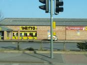 English: A Netto Store in Northallerton, UK
