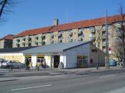 A Netto store at Lygten, in Copenhagen