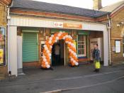 Sydenham entrance