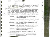 A draft on May 11th, 1953 for Project ARTICHOKE / MKULTRA. Source: http://www.michael-robinett.com/declass/c000.htm