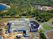 The Plum Island Animal Disease Center, one of the locations listed in Siddiqui's notes with regard to a