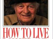 Linus Pauling's book How to Live Longer and Feel Better, advocated very high intake of Vitamin C.