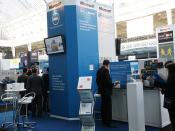 Dell stand at Olympia #ucexpo