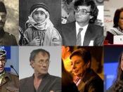 Notable Palestinians for the infobox. From left to right: Tawfiq Canaan, Edward Said, Mahmoud Darwish, Leila Khaled, Yassir Arafat, Mohammad Bakri, Hanan Ashrawi, Queen Rania of Jordan.