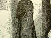 English: Javert from original publication of Les Misérables (1862). Additional information found at Les Miserables Gallery.
