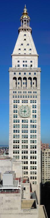 Metropolitan Life Insurance Company Tower 9am August 25th 2005