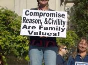 English: Photographs of the Rally to Restore Sanity and/or Fear.