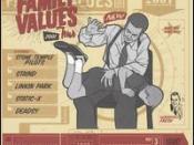 The Family Values 2001 Tour