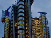 English: Lloyd's building