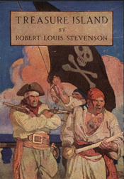 Treasure Island by Robert Louis Stevenson, Charles Scribner's Sons, 1911