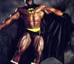 Black Bat Man