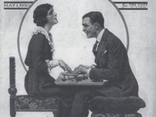 The May 1, 1920 issue of The Saturday Evening Post, the first time Fitzgerald's name appeared on the cover of the magazine to which he contributed for much of his life. Fitzgerald's short story Bernice Bobs Her Hair appeared in this issue.