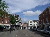 Market Place, Swan Street, Warwick