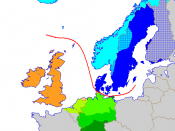 West Germanic languages Dutch (Low Franconian, West Germanic) Low German (West Germanic) Central German (High German, West Germanic) Upper German (High German, West Germanic) English (Anglo-Frisian, West Germanic) Frisian (Anglo-Frisian, West Germanic) No