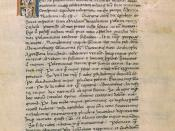A Renaissance manuscript Latin translation of The Republic