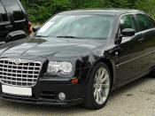 Chrysler 300C SRT8 6.1 front 20100801