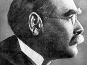 Rudyard Kipling, the famous novelist was a resident of Torquay for a brief period in 1896.