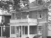 English: Native home of John F. Kennedy, now John Fitzgerald Kennedy National Historic Site