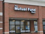 English: The Mutual Fund Store office, 37308 Six Mile Road, Livonia, Michigan